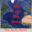 image for album: all over the map