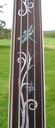 image for photo: Dragonfly vine inlay detail