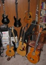 image for photo: guitars