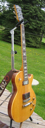 image for photo: Les Paul angled view from above