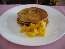 image for photo: short stack with mangos