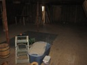 image for photo: The Barn third-floor jamming space looking west